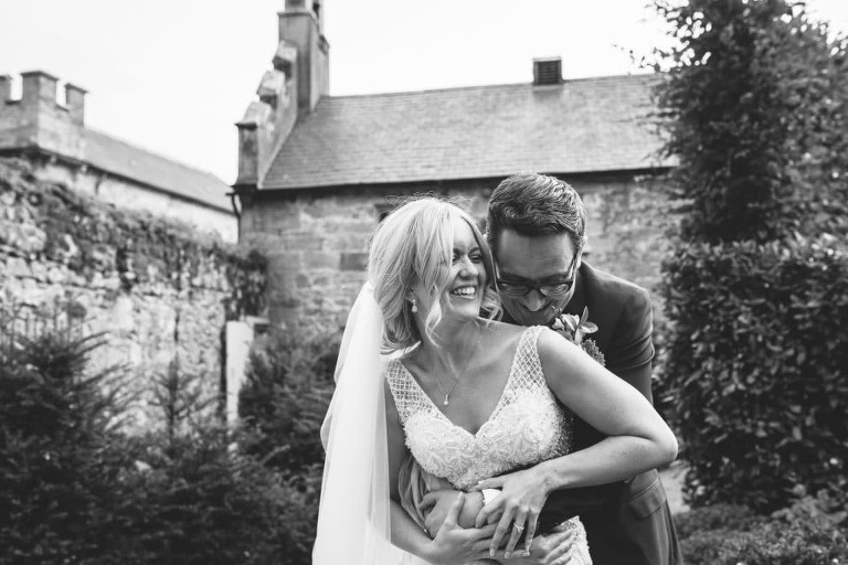 Borris House Relaxed Wedding - Irish Wedding Photographer