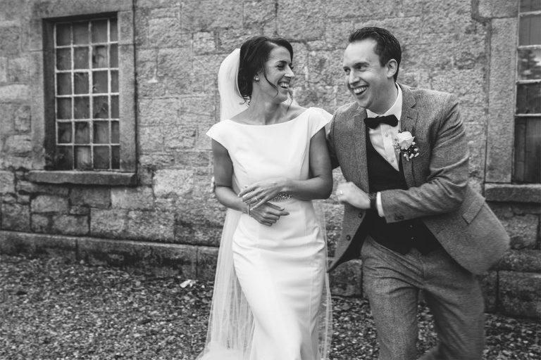 Enniskerry, Wicklow, Irish Wedding Photograph