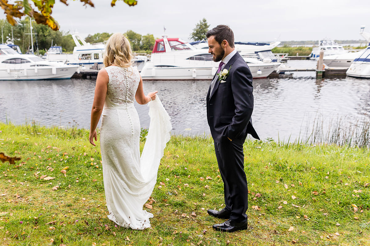 Lakeside Coolbawn Quay Tipperary Wedding Katie Kav Photography