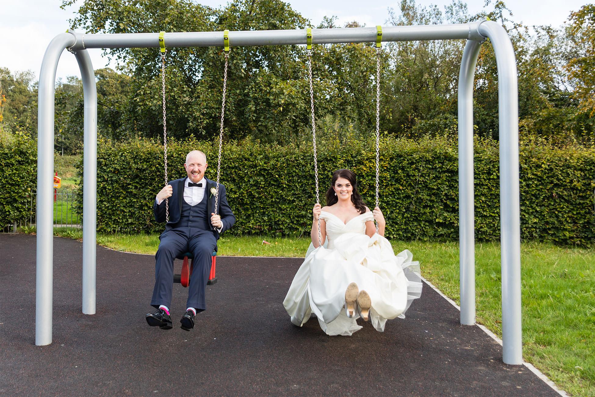 Best Candid Irish Wedding Photographer
