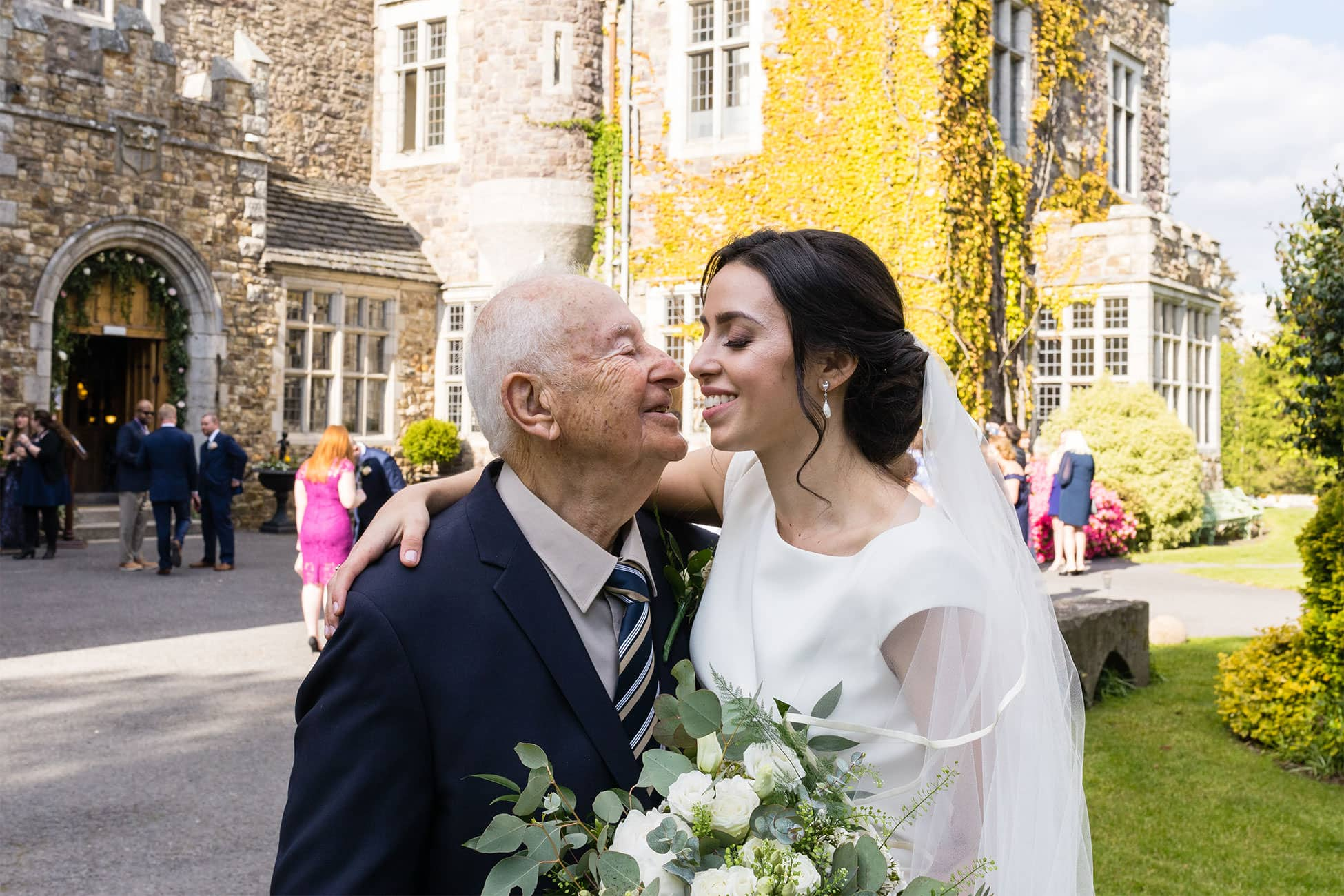Best Waterford Castle Wedding Photographer 2020