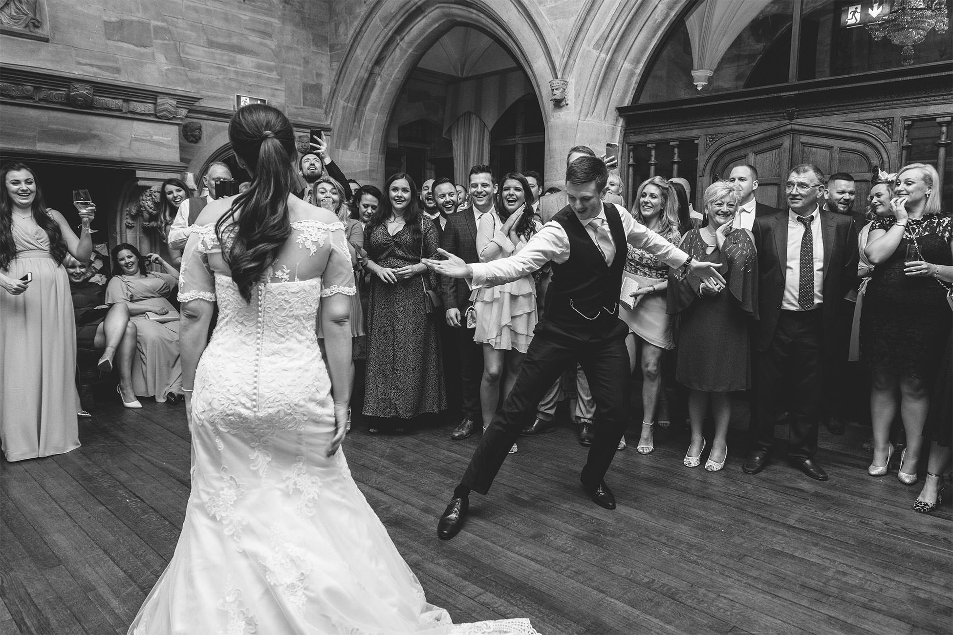 Best Irish Castle Wedding Photographer