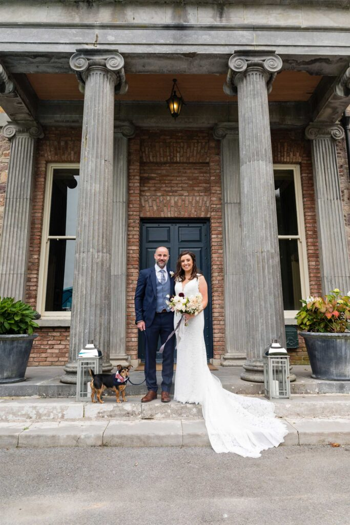 dog friendly wedding venues ireland