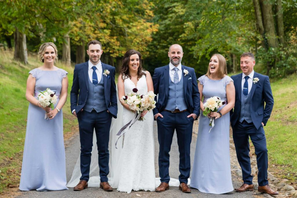 Covid Wedding Kilshane House Photographer
