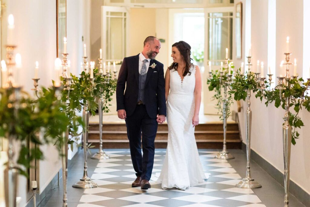 kilshane house wedding reception