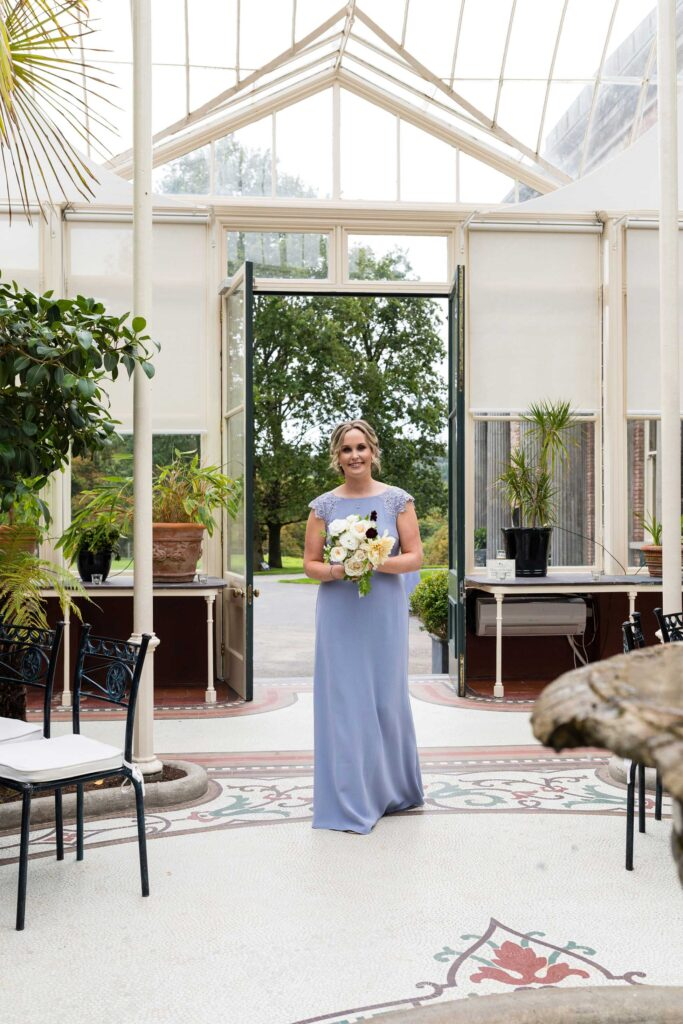 Kilshane House Wedding Ceremony
