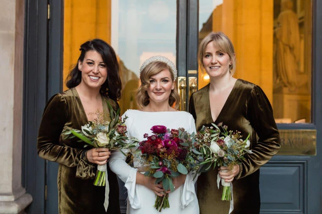 Dublin City Hall & Westbury Hotel Wedding