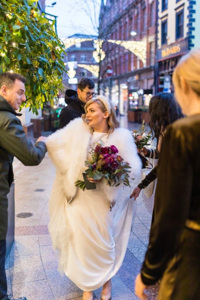 Westbury Hotel Dublin Wedding photography