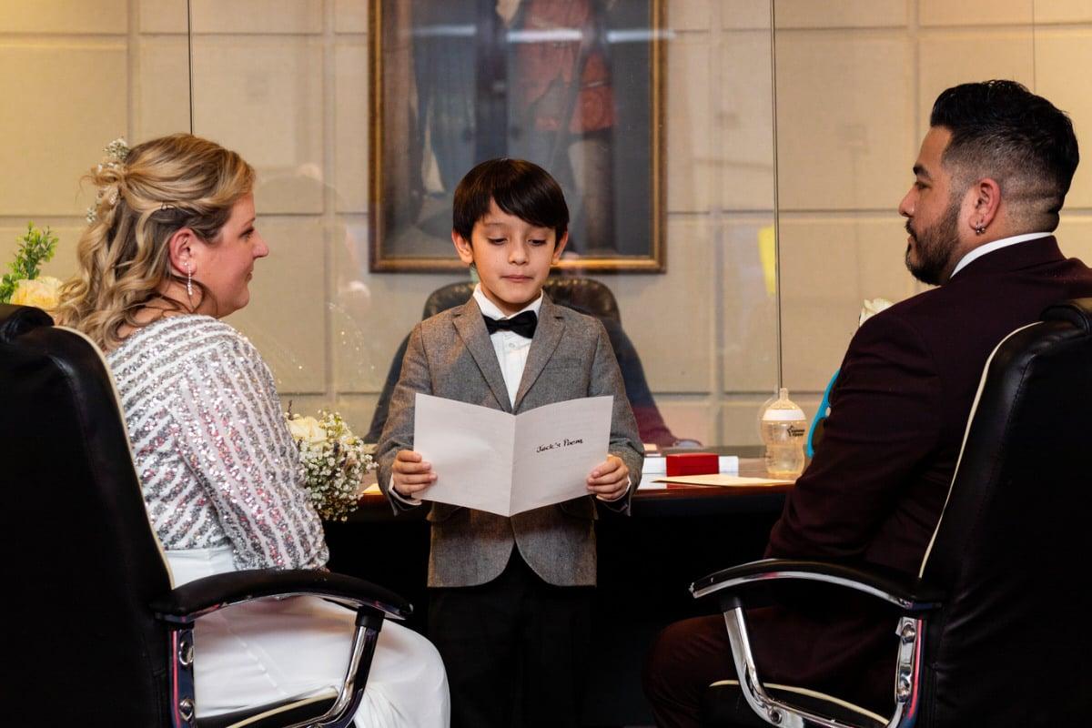 6 guests wedding ceremony dublin city registry office