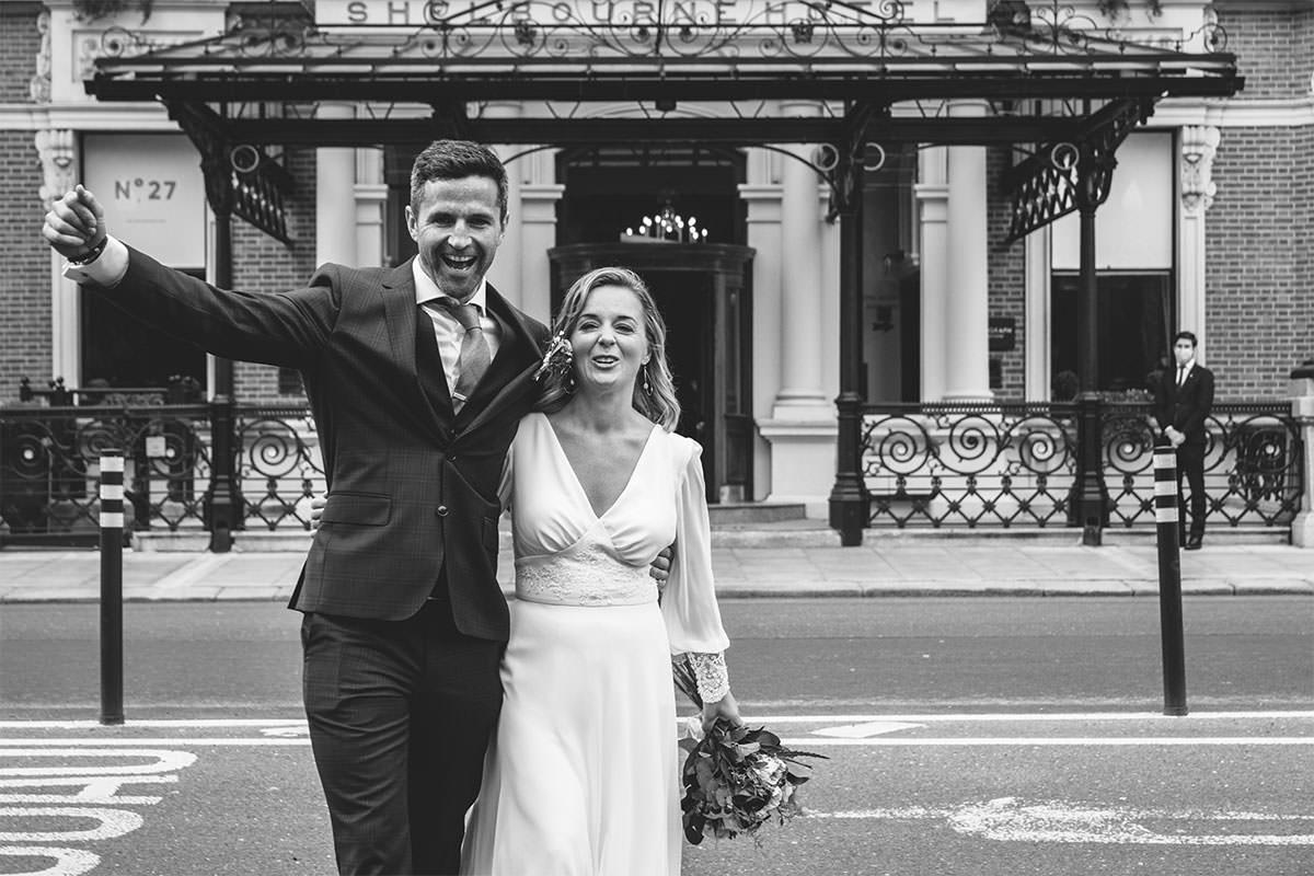 Shelbourne Hotel Wedding Photos