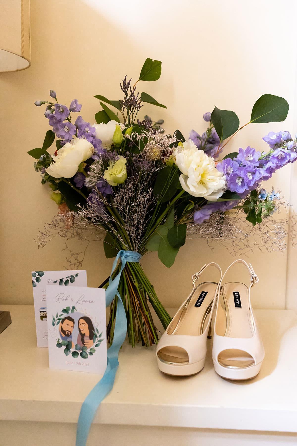 Coolbawn Quay Wedding Flowers